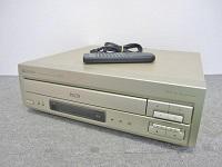 【買取】レーザーディスクプレーヤーは中古だからこそ売れる!