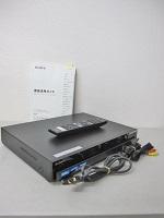 川崎市麻生区にて SONY ブルーレイレコーダー BDZ-RX50 2009年製 を出張買取致しました