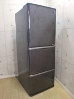新宿区にて シャープ 314L 両開き 3ドア冷凍冷蔵庫 SJ-PW31X-T 2013年製 を出張買取致しました