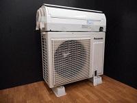 国分寺市にて Panasonic 11~17畳 エアコン CS-401CXR 2011年製 を出張買取致しました