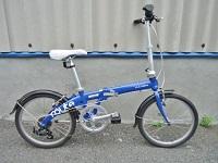 横浜市神奈川区にて DAHON Route 折りたたみ自転車 を出張買取致しました