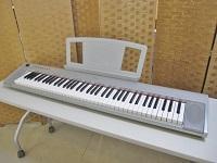 町田市にて YAMAHA ヤマハ 電子キーボード piaggero NP-31S 76鍵盤 2013年製 を出張買取致しました