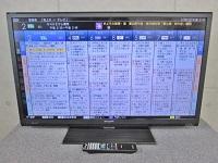 中央区にて シャープ AQUOS 40型液晶テレビ LC-40H9 2014年製 を出張買取致しました