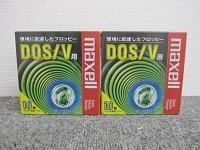 相模原_店頭買取_Maxell DOSV用 MFHD18.C10P