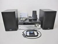 小平市にて システムコンポ HCD-SBT100 を買取しました