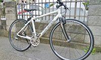 ルイガノ RSR-Ⅱ クロスバイク