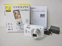 Nikon COOLPIX S6900 コンパクトデジタルカメラ