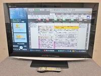 日野市にてパナソニック 液晶テレビ TH-37LZ85を買取ました