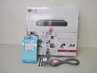 LG ブルーレイプレーヤー BP350