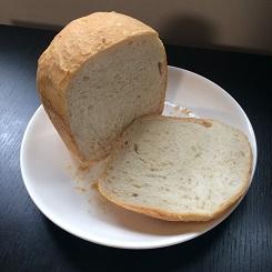 フランスパン 断面
