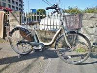 ヤマハ PAS 電動自転車 ナチュラ L PM26NL B2D54752