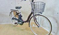 ブリヂストン アシスタベーシック 電動自転車 A6B16