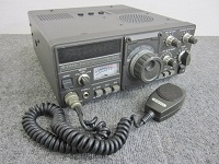 TRIO TS-120V SSBトランシーバー マイク付き