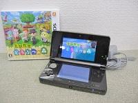 八王子_出張買取_3DS CTR-S-JPN-C0 どうぶつの森