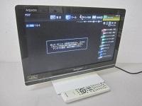 SHARP AQUOS 液晶テレビ LC-19K7