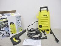 ケルヒャー K2.020 家庭用高圧洗浄機