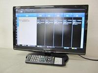 SHARP アクオス 液晶テレビ LC-19K90