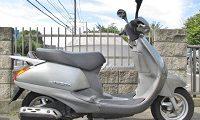 HONDA ホンダ リード100 JF06 原付 スクーター