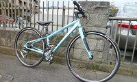TREK トレック 7.5FX クロスバイク WSD ライトブルー