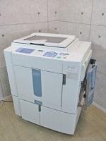 デュプロ A3対応 デジタル印刷機 2色同時印刷 DP-533TC