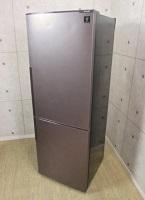シャープ 冷凍冷蔵庫 SJ-PD27A-T