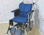 松永製作所 オアシス 介助式車椅子 OS-12TRS