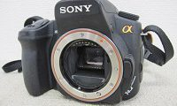 ソニー α350 DSLR-A350 デジタル一眼レフカメラ ボディ