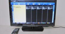 SHARP アクオス LED液晶テレビ LC-22K20