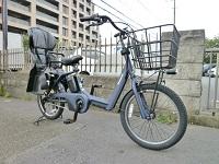 パナソニック ギュット・アニーズ DX 20インチ 子供乗せ電動アシスト自転車 BE-ELMA032