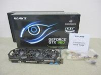 GIGABYTE GeForce GTX 980 4GB GV-N980WF3OC-4GD