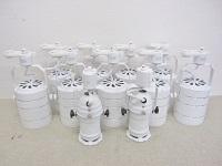 ダクトレール用LEDスポットライト SLR16W 9個 DLS509FW 2個