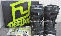 DEELUXE DEEMON TF blackgrey スノーボード ブーツ 26.5cm