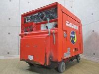 デンヨー 防音型エンジン溶接機 溶接・交流電源兼用機 ACX-140GSS