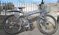 BARON EXTREME BIKE 26インチ 電動アシスト自転車