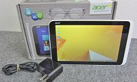 acer Iconia タブレット W3-810