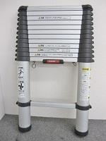 長谷川工業 伸縮はしご HPS-38BS