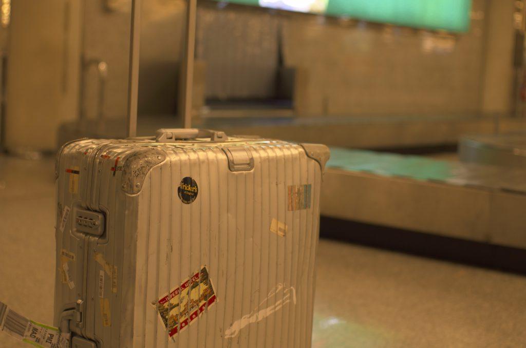 スーツケース買取