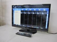 シャープ AQUOS 24型液晶テレビ LC-24K20