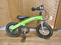 Henshin BIKE 変身バイク 子供用自転車 バランスバイク