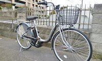 ブリヂストン アシスタ 電動自転車