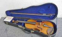 スズキバイオリン No.特3 406 1966年製