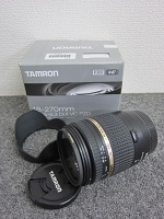 TAMRON タムロン AF 18-270mm F3.5-6.3 DiⅡ