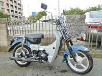 スズキ バーディ90 BD43A-100648