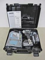 マキタ 充電式インパクトドライバ TD170DRGXB