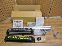 TERZO 4×4 背面スキー スノーボード用キャリア JX105