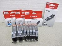キャノン 純正インク BCI-355 BCI 350 BCI351