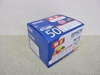 EPSON 純正インクカートリッジ 6色パック IC6CL50