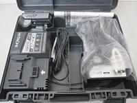日立工機 コードレス インパクトドライバ WH18DKL
