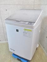 シャープ 洗濯乾燥機 ES-PX10A-S