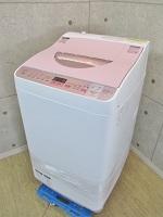シャープ 洗濯乾燥機 ES-TX5A-P